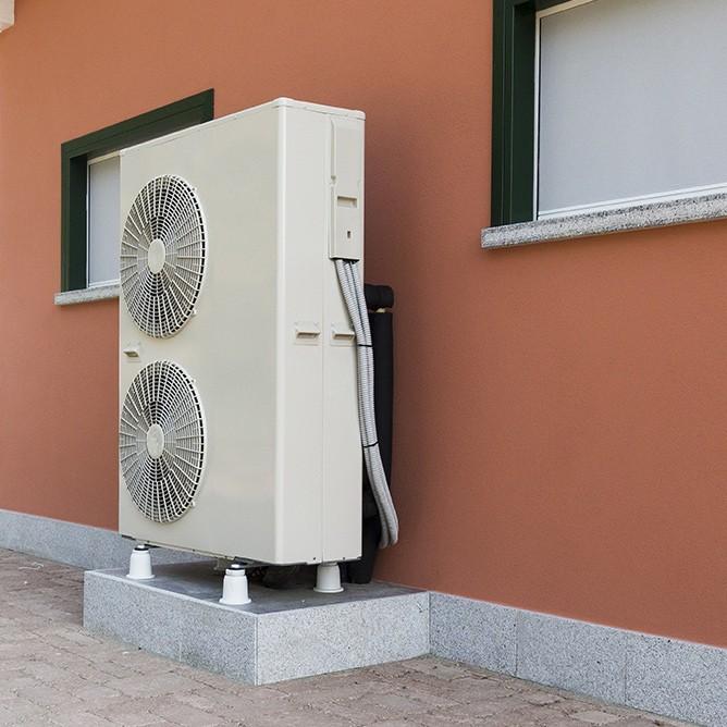 installation de pompe à chaleur à Dammarie-les-Lys